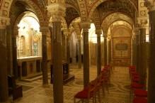 Крипта базилики Санта-Чечилия-ин-Трастевере