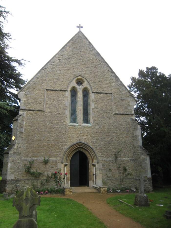 Церковь Св. Девы Марии и Св. Николая в Литтлморе
