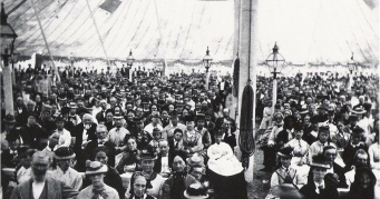 Camp meeting адвентистов (?) (к. XIX - нач. XX вв.)