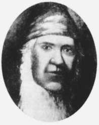 Иоганн Джордж Рапп (1757-1847). Фото(?) до 1847 года