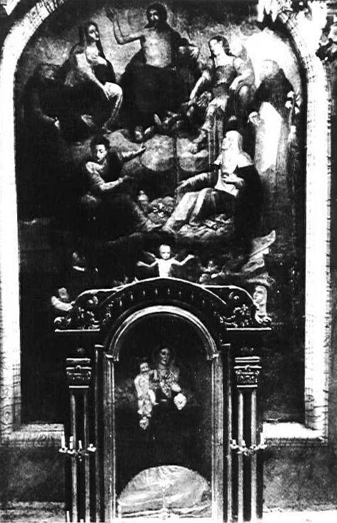 Giovanni Balducci. Il Perdono di Gesualdo (1609). Photo 1925